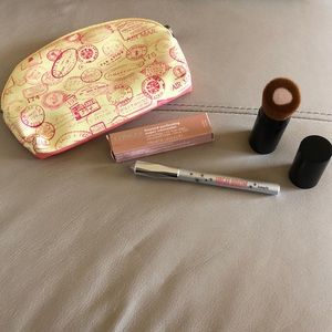 Bare minerals core coverage brush & others